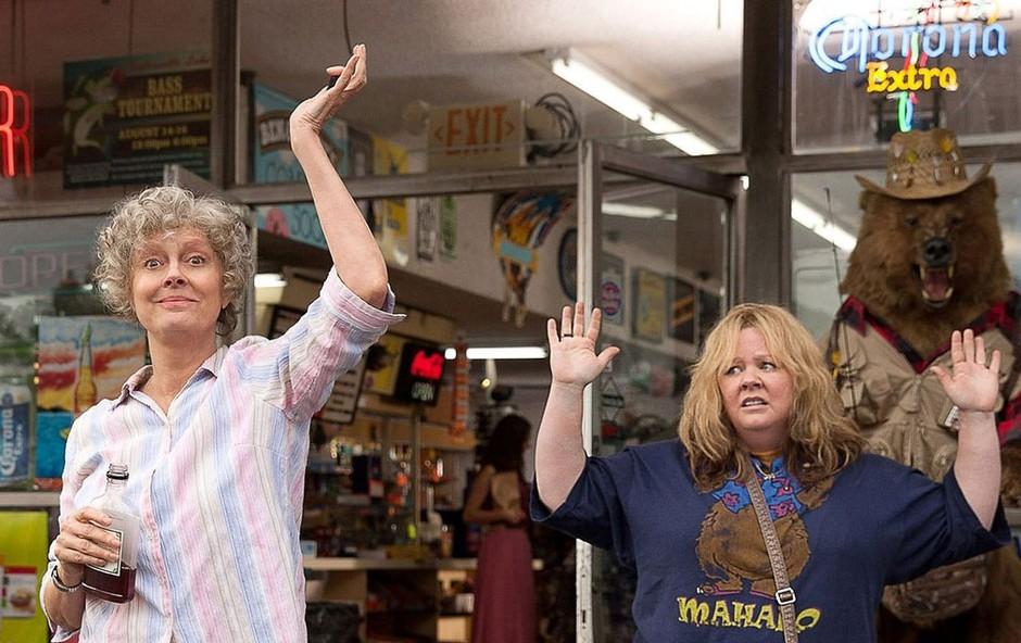 Susan Sarandon in Melissa McCarthy  (foto: Profimedia)