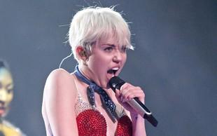 Miley Cyrus: Tetovaža na skrajno neobičajnem mestu