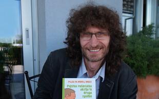 Adi Smolar za mlade bralce izdal zbirko knjig