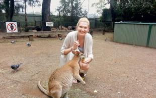 Manca Špik z nami delila spomine iz Avstralije