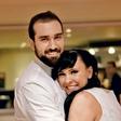 Anja in Igor Anić: Vse o njuni 'krstni' poroki