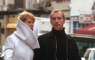 Gwyneth Paltrow in Chris Martin se ločujeta!