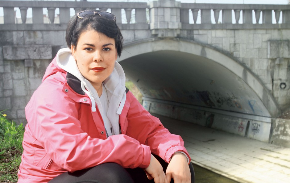 Ana Marija Mitič (foto: Goran Antley)