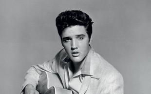Pred 40 leti se je poslovil kralj rock and rolla Elvis Presley