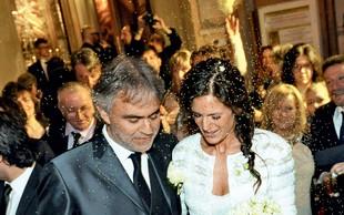 Andrea Bocelli se je poročil