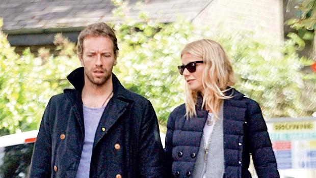 Gwyneth Paltrow in Chris Martin (foto: Profimedia)