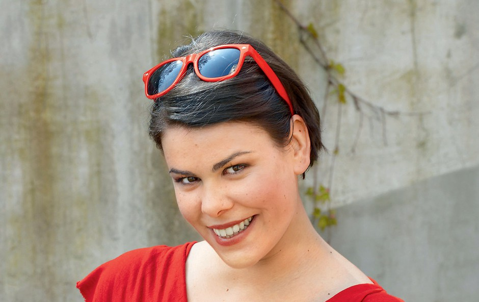 Ana Marija Mitić (foto: Primož Predalič)