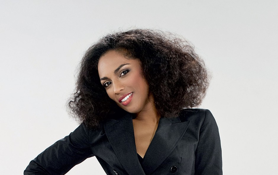 Irena Yebuah Tiran (foto: arhiv POP TV)