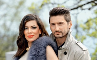 Iris Mulej in Danijel Utješanović se selita na Bled