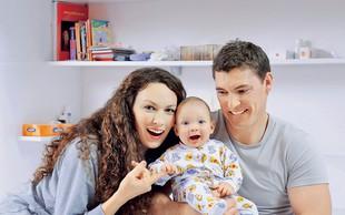 Vasilij in Maja Žbogar načrtujeta povečanje družine