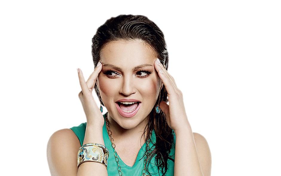 V Ljubljani bo nastopila v petek, 18. aprila! (foto: revija Nova)
