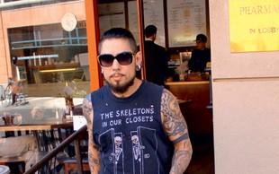 Pokukajte v domovanje rockerja Davea Navarra