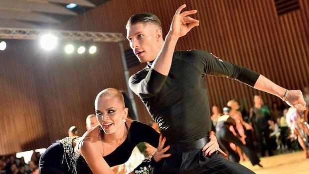 Najboljša med plesnimi pari! (foto: revija Lea)