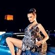 Nina Osenar: Njena psička je tudi TV-zvezda