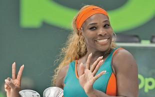Serena Williams je končno zadovoljna s seboj