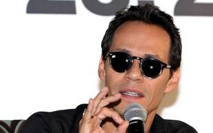 Na Latin Music Awards slavil Marc Anthony