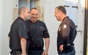 Rajko Hrvatič stavi na kulinariko