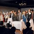 Znani na premieri v ljubljanski Drami