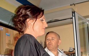 Žena Zoran Prodanovića praznovala 50 let