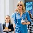 Heidi Klum prijateljem povzroča skrbi