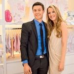 Petra Vrhovec Rozman in njen partner Klemen sta nosilca blagovne znamke Little Giraffe v Sloveniji.  (foto: Mediaspeed, Mali zakladi)