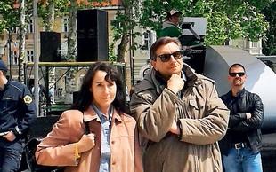 Borut Pahor: Na prireditev brez varnostnikov