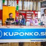 'Rooftop' piknik s Čolićem, Zrnecem in Avseniki (foto: Aleksandar Domitrica)
