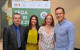 Mojca Mavec in Jure Košir tudi letos v boj proti melanomu