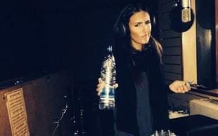 Muff namesto na Eurosong v studio