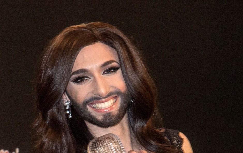Conchita Wurst (foto: Profimedia)