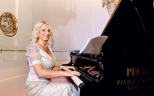 Lucienne Lončina gre prvič na festival popevk