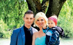 Damjan Murko je praznoval obletnico poroke