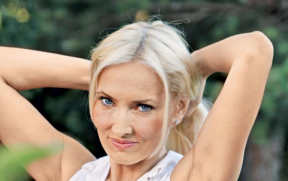 Tanja Ribič (foto: revija Nova)