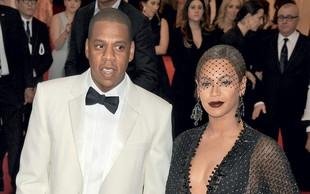 Beyoncé in Jay-Z: Bombastično napovedala turnejo