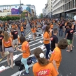 Foto: Maturanti zavzeli ulice 25 slovenskih krajev