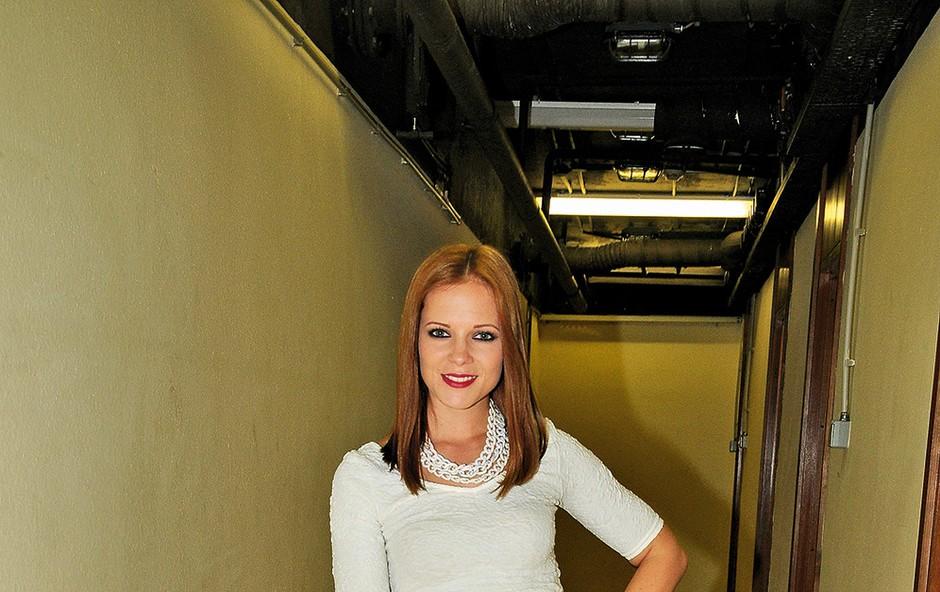 Nina Pušlar (foto: Goran Antley)