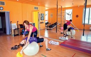 Vesna Fabjan z boljšo gibljivostjo še hitrejša