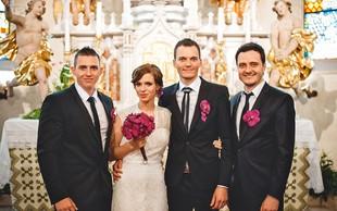 Poročil se je brat Blaža Švaba!