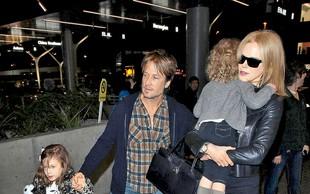 Nicole Kidman je padla v depresijo