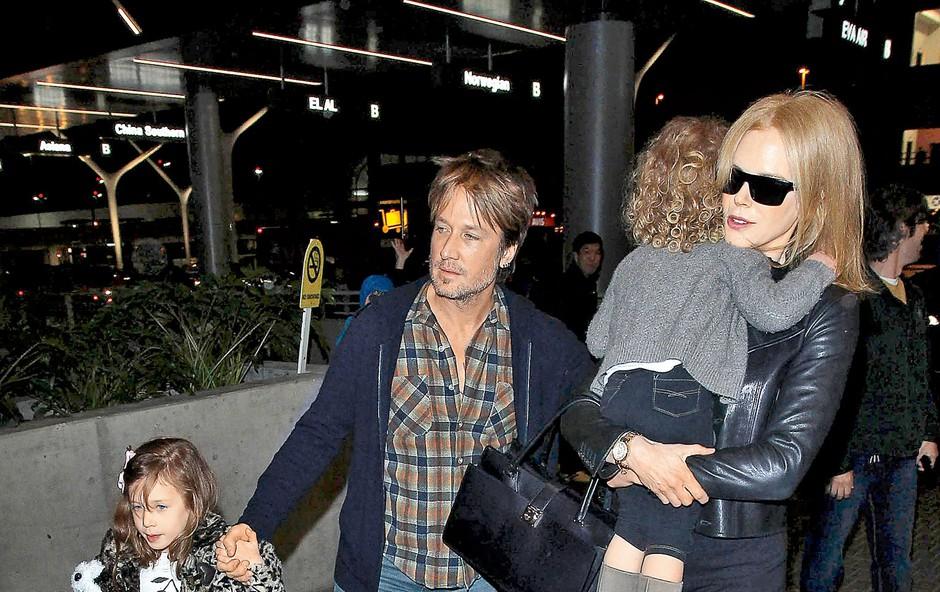 Nicole Kidman in Keith Urban (foto: Profimedia)