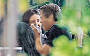 Tako je George presenetil svojo zaročenko Amal