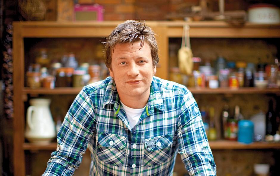 Jamie Oliver (foto: Profimedia)