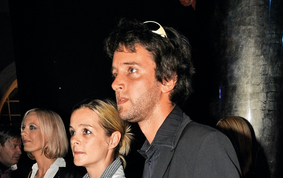 Ana Turk in Igor Krmelj (foto: Sašo Radej)