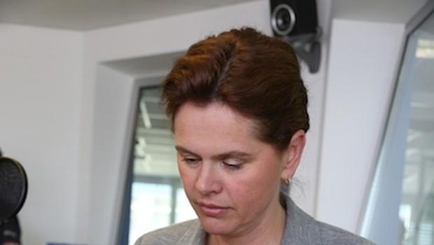 Alenka Bratušek (foto: Radio 1)