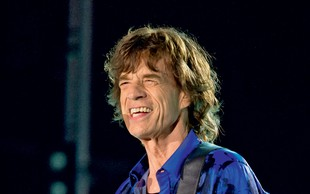 Mick Jagger ne žaluje več