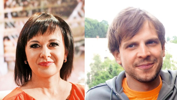 Lara Jankovič in Aljaž Jovanovič (foto: revija Lea)