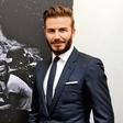 David Beckham odhaja med podjetnike