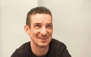Tomaž Škvarč Lisjak ima polne roke dela