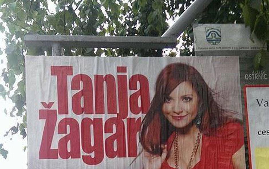 Tanja Žagar (foto: facebook.com/zoran.triglav)