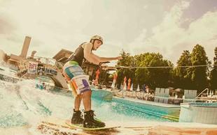 Summer Jam odprli z norim wejkanjem po bazenih